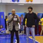 Luca Laganà premiato come Istruttore Minibasket dell'anno!