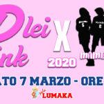 PLei Pink 2020: una festa in rosa per ricordare le Mambacitas