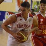 Andrea Ripepi vola al Forio Basket '77
