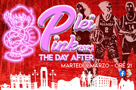 PLei Pink 2021: The Day After